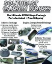 2010-13 GT500 Mega Package Deal Interior,Exterior,Engine Compartment+Free Shippping+Parts Included